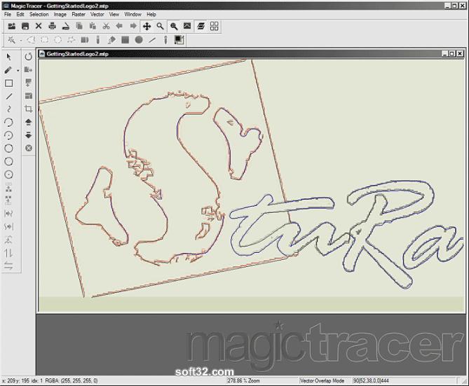 MagicTracer Screenshot 3