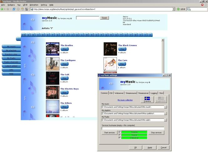 myMusic Screenshot