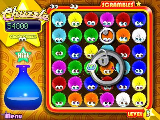 Chuzzle Gold Screenshot 4