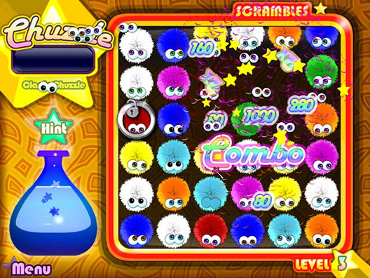Chuzzle Gold Screenshot 3