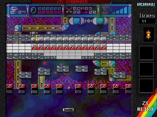 ArcaMania 2 Retro Screenshot 1