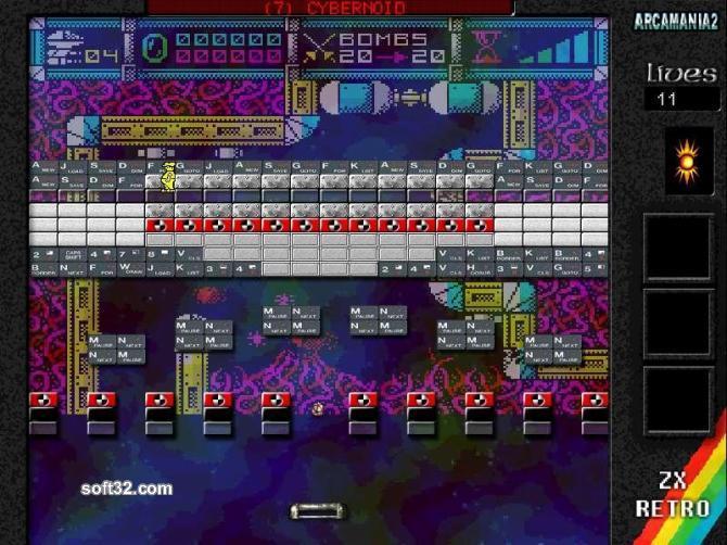 ArcaMania 2 Retro Screenshot 2