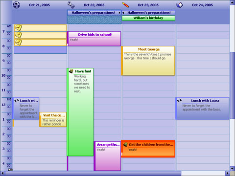 Planner.NET Screenshot 2