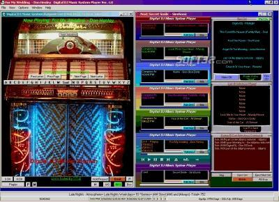Digital DJ Music System Personal Edition Screenshot 3