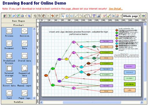 Drawing Board ActiveX Control Screenshot 3