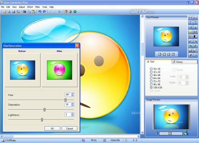 Icon Converter Plus Screenshot 2