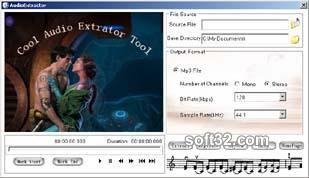 Cool Audio Extractor Screenshot 3