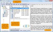 Total Doc Converter Screenshot 1