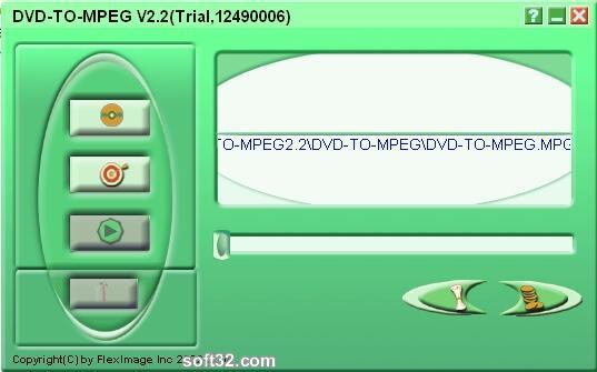 DVD To MPEG Screenshot 1