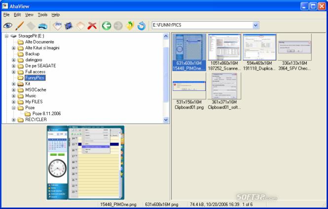 AhaView Screenshot 7