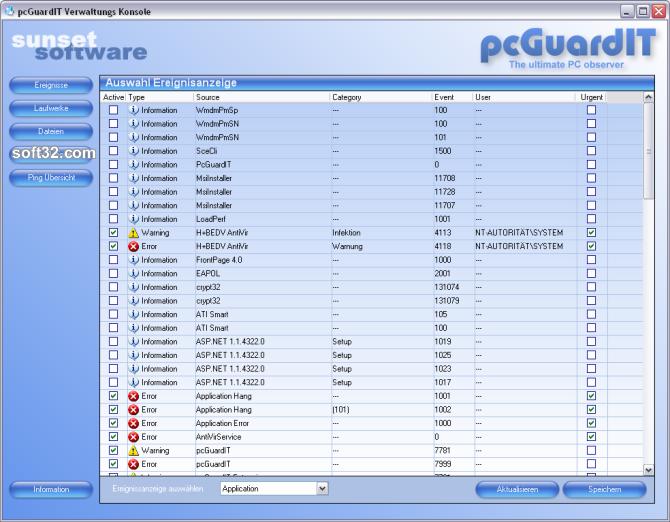 pcGuardIT Client Edition Screenshot 3