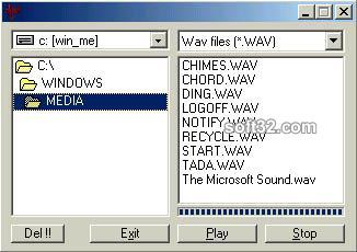 Wav Player Screenshot 2