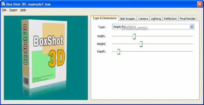 Box Shot 3D Screenshot 3