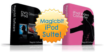 Magicbit DVD Direct to iPod Power Pack Screenshot