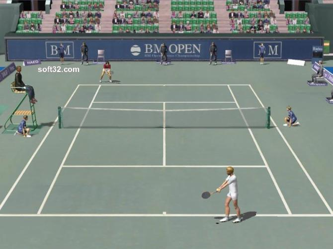 Dream Match Tennis Online Screenshot 2
