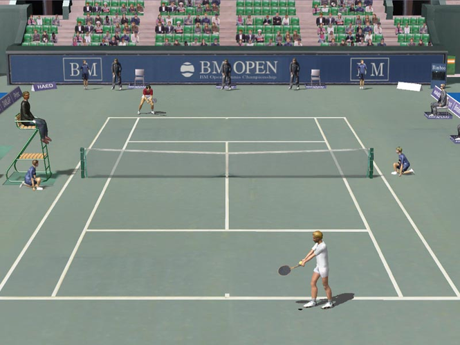 Dream Match Tennis Online Screenshot