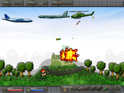 Air Invasion Screenshot 1