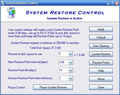 System Restore Control 1