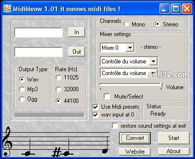 MidiMeow Screenshot 3