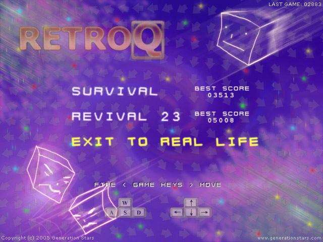 RetroQ Screenshot