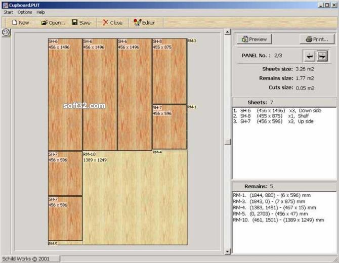 PLOUTAB Screenshot 1