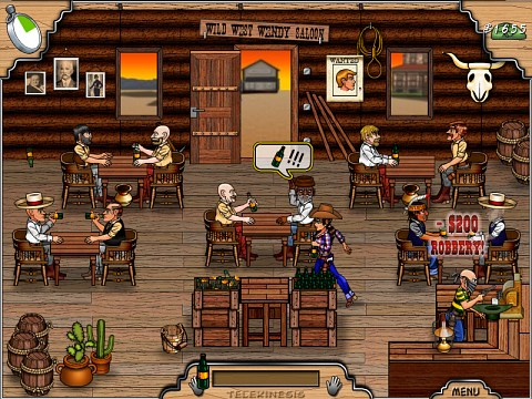 Wild West Wendy (Windows) Screenshot 1