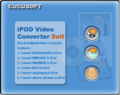 Cucusoft iPod Video Converter + DVD to iPod Suite 1