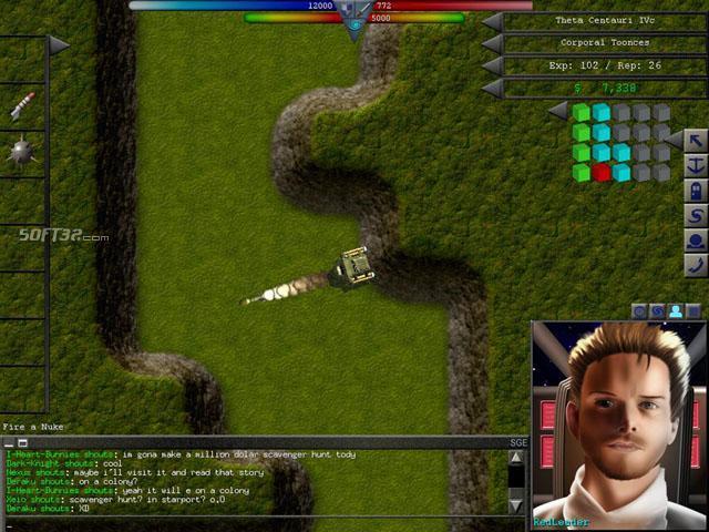 Starport Galactic Empires Screenshot 3