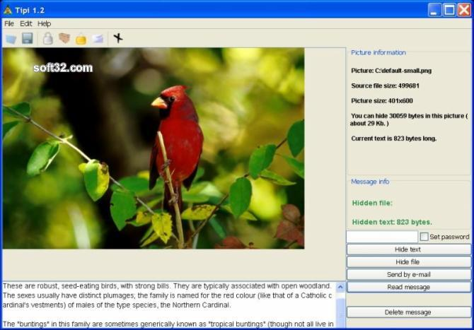 Rich-Text-Editor.NET Screenshot 2