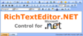 Rich-Text-Editor.NET 1