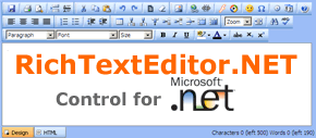 Rich-Text-Editor.NET Screenshot