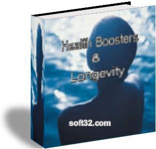 Health Boosters & Longevity Screenshot 2