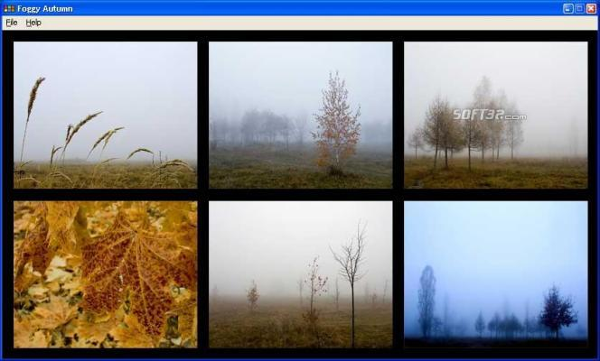 Atrise Foggy Autumn Screenshot 3