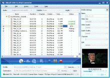 Xilisoft DVD to iPod Converter Screenshot 2