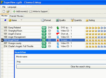 Cinematheca Screenshot 3