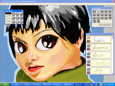 Kalio Doodler Screenshot