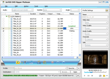 ImTOO DVD Ripper Platinum Screenshot