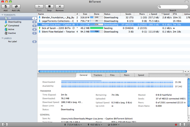 Download BitTorrent 7.9.7.42331