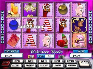 Reindeer Riches Slots / Pokies Screenshot 3