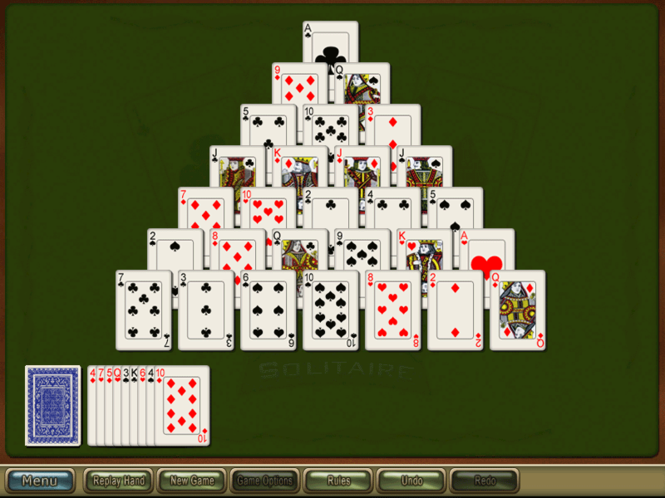 Smack solitaire Screenshot