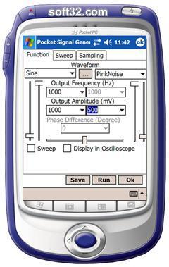Virtins Pocket Signal Generator Screenshot 2