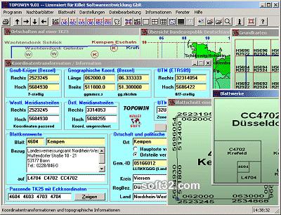 TOPOWIN Screenshot 2