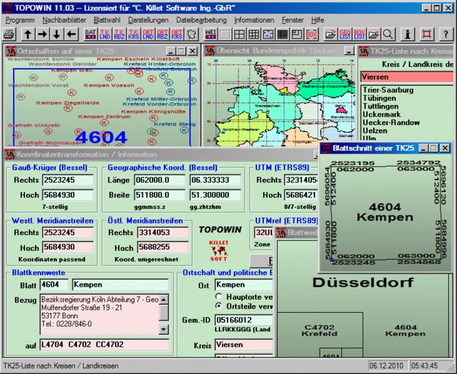 TOPOWIN Screenshot