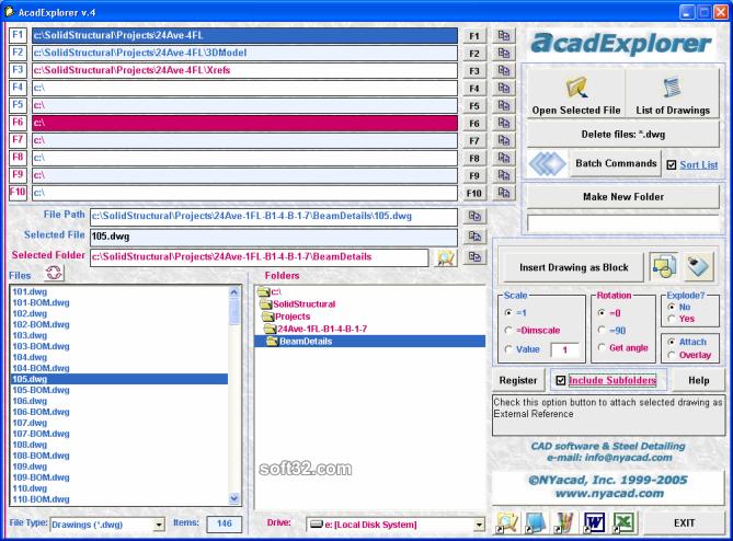 AcadExplorer Screenshot 3