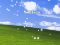 3D Snow Screensaver 2