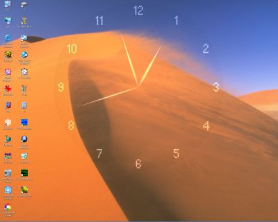 ShadowClock Screenshot