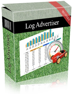 Log Advertiser Screenshot 1