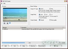 007 DVD Creator Screenshot 2