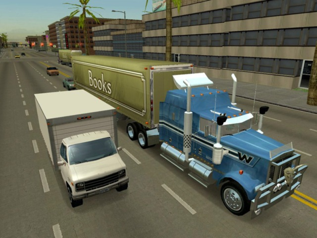 18 Wheels of Steel Across America Screenshot