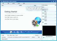 Xilisoft DVD to MP4 Converter Screenshot 3